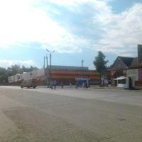 Кимовский рынок, Кимовск