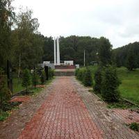 Мемориал Великой Отечественной войны, Кимовск