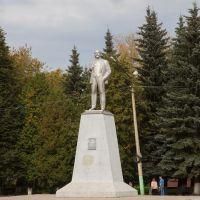 Кимовск. Ленин, Кимовск