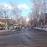 ул. Ленина март 2008, Кимовск