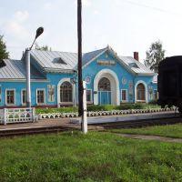 "Ж/д вокзал "" Куликово поле"", Куркино"
