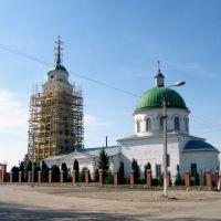 Иоанно-Богословский храм в Куркине, Куркино