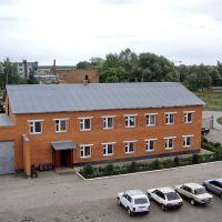 Куркино. Новое здание РЭС. 28/08/2008г., Куркино