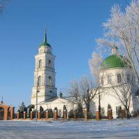 Храм Иоанна Богослова 1762, Куркино