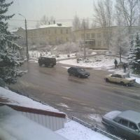 21 апреля 2005 г., 15:27=п.Ленинский, районная администрация, Ленинский