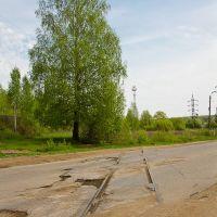 Неизвестная железная дорога, Ленинский