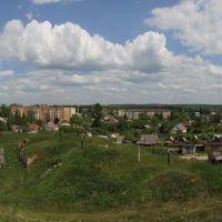 Райцентр поселок Ленинский, Ленинский