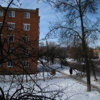 11.03.2013.улица Гагарина и дом 16., Ленинский