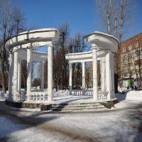 Ротонда, Новомосковск