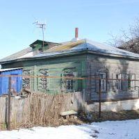 Старый деревянный дом в Одоеве, Одоев
