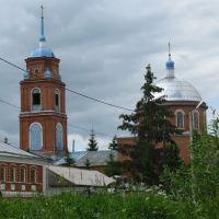 Одоев.Троицкая церковь., Одоев