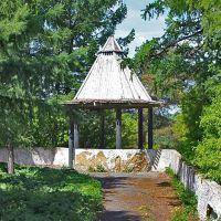 Беседка на месте крепостной башни, Одоев