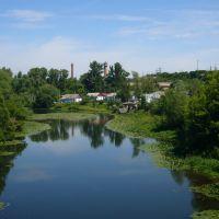 г.Плавск река Плава, Плавск