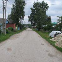 Плавск, улица Сафонова, Плавск