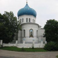 Храм Сергия Радонежского, Плавск
