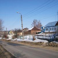 Улица Урицкого, Плавск