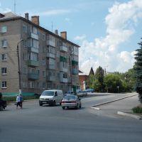 Плавск. Улица Коммунаров. 06/06/2012г., Плавск