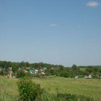 Плавск с юга, Плавск