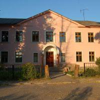 Бывшая школа №4, Суворов