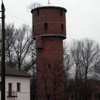Суворов.Водонапорная башня., Суворов