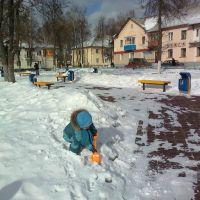 Боб-строитель за работой, Суворов