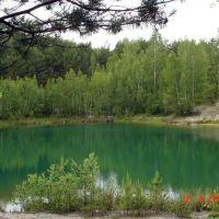 Озеро недалеко от г.Суворов, Суворов