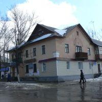 Перекресток проспекта Мира и улицы Кирова, Суворов
