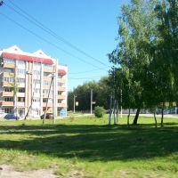 Суворов. Улица Ленинского Юбилея, Суворов