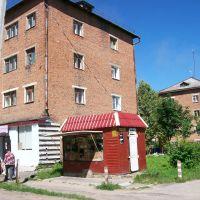 Суворов. Садовая улица, Суворов