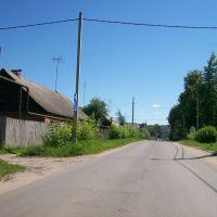 Одноэтажный Суворов, Суворов
