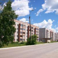 Суворов. Улица Тульская, Суворов