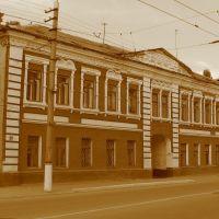 Дом на ул. Металлистов (быв.Пятницкой), Тула