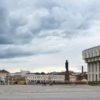 Центральная площадь в Туле, Тула
