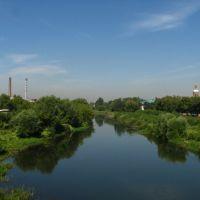 River Upa, Тула