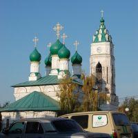 The Blagoveshchenskay church. Благовещенская церковь, Тула