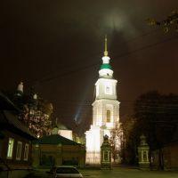 Всехсвятская колокольня, Тула
