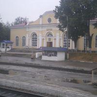 """Станция """"Узловая"""" 19.08.2010, Узловая"""