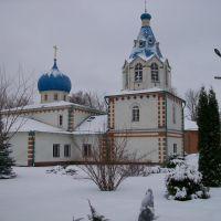 Церковь на улице Свободы, Щекино