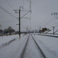 Железная дорога на север, Щекино