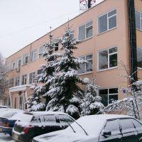 Административное здание автоколонны, Щекино