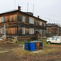 Таунхаусы на  улице Школьной, Унъюган