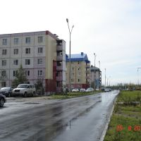 Жилые дома, Излучинск
