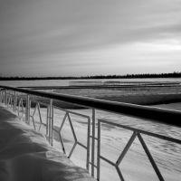 Muravlenko. Lake. Diagonals., Муравленко