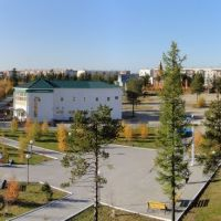 4.09.2011 панорама 130 градусов, Муравленко
