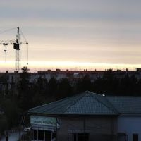 Муравленко июль 2012 поздний вечер, Муравленко