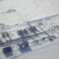 Нефтяной куст, ХМАО-ЮГРА, Ларьяк