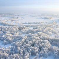 Зимняя сказка, Ларьяк