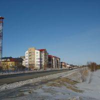 проспект Мира, Губкинский