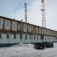 Отель «Таланга», Губкинский