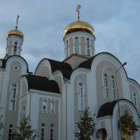 Храм Серафима Саровского, Белоярский